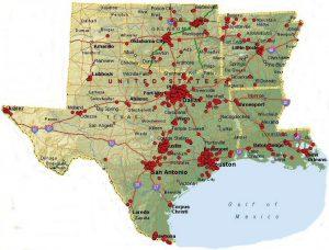Texas-Territory